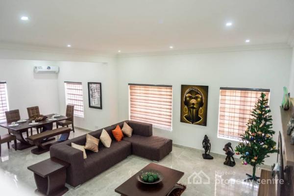 4 Bedroom Newly Built Terraces (7 Units), Behind World Oil, Ilasan, Lekki Phase 1, Lekki, Lagos, Terraced Duplex for Sale
