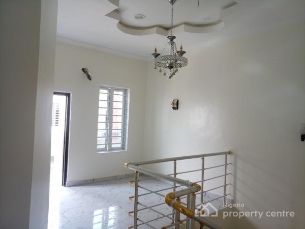 Spacious and Brand New 4 Bedroom Terrace Duplex with Swimming Pool, Lekki Phase 2, Lekki, Lagos, Terraced Duplex for Sale
