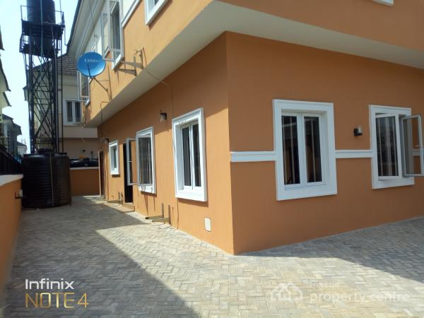 a Portable Bq Self Con in an Estate, Chevron, Chevy View Estate, Lekki, Lagos, Self Contained (single Rooms) for Rent