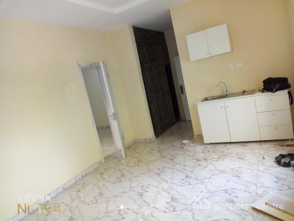 a Newly Built and Cozy Studio Self Con, Osapa, Lekki, Lagos, Self Contained (single Rooms) for Rent
