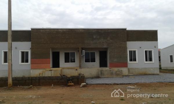 2 Bedroom Semi Detached Bungalow, Lokogoma District, Abuja, Semi-detached Bungalow for Sale
