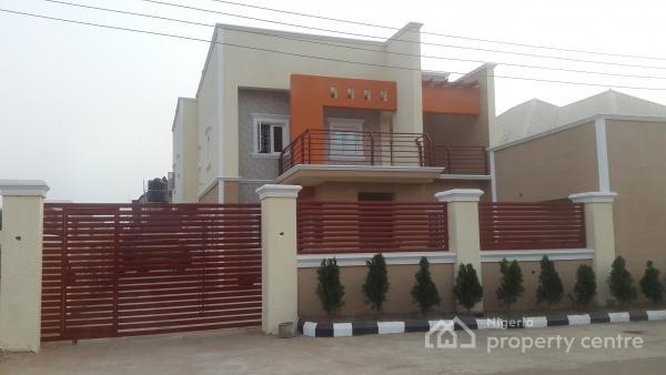Luxury 5 Bedroom Duplex, Road 7, Apo Resettlement Area Ab, Apo, Abuja, Detached Duplex for Sale