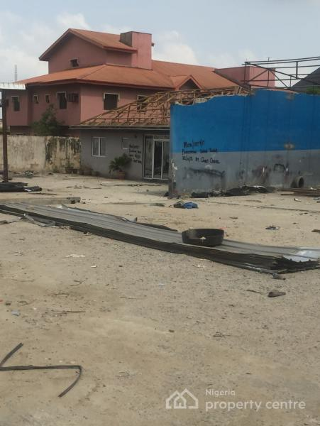 Residential Land Measuring 1158sqm, Off Abiodun Lawson Crescent, Unity Estate, Ojo, Lagos, Residential Land for Sale