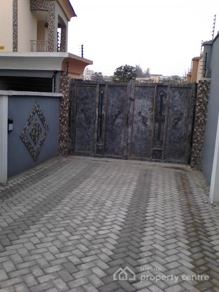 Executive Newly Built 5 Bedrooms Duplex with a Room Bq, Omole Phase 1, Ikeja, Lagos, Detached Duplex for Sale