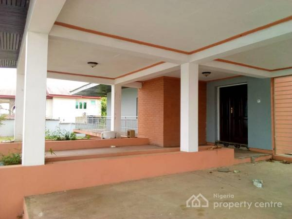New 4 Bedroom Bungalow with 2 Rooms Bq, Idi Shin, Jericho, Ibadan, Oyo, Detached Bungalow for Rent