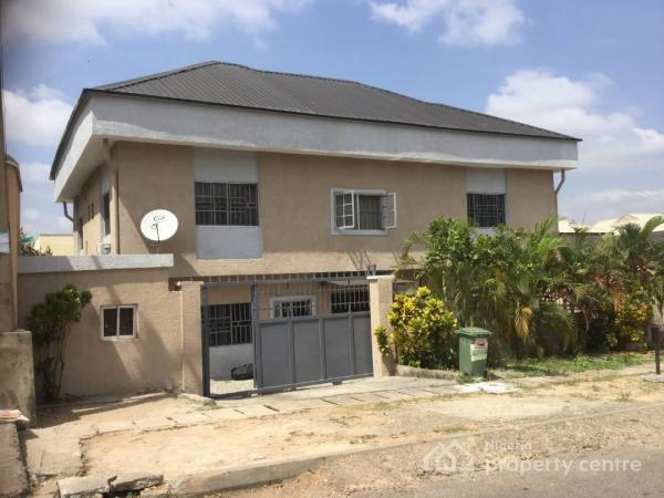 Spectacular 6 Bedrooms Detached Duplex with Bq, Zone 2, Wuse, Abuja, Detached Duplex for Rent