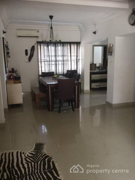 Nice 6 Bedrooms Detached Duplex with Bq, Zone 2, Wuse, Abuja, Detached Duplex for Rent