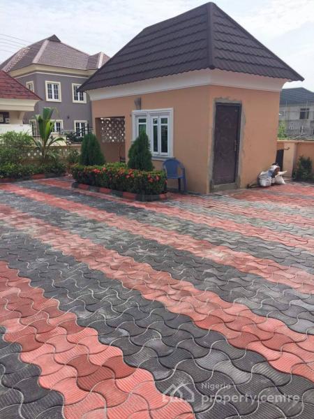 a Tastefully Finished 4 Bedrooms Duplex + 2 Rooms Bq, Badore, Ajah, Lagos, Detached Duplex for Sale