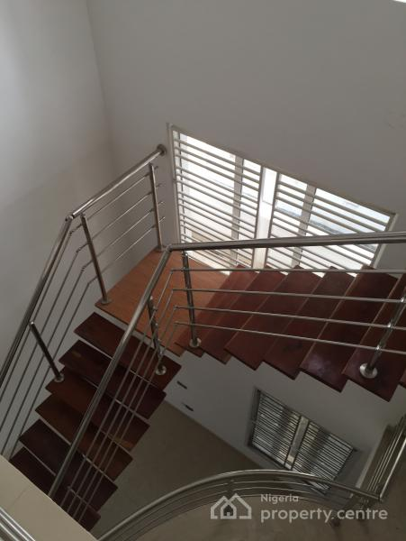 4 Bedroom Semi-detached House, Address Homes Estate, Osapa, Lekki, Lagos, Semi-detached Duplex for Rent