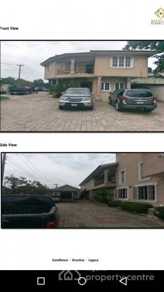 8 Bedroom Massive Fully Detached Mansion for Lease on Admiralty, Admiralty Way, Lekki Phase 1, Lekki, Lagos, Detached Duplex for Rent
