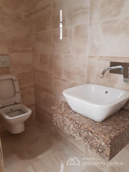 Brand New Beautiful 4 Bedroom Semi-detached House, Lekki Phase 1, Lekki, Lagos, Semi-detached Duplex for Rent