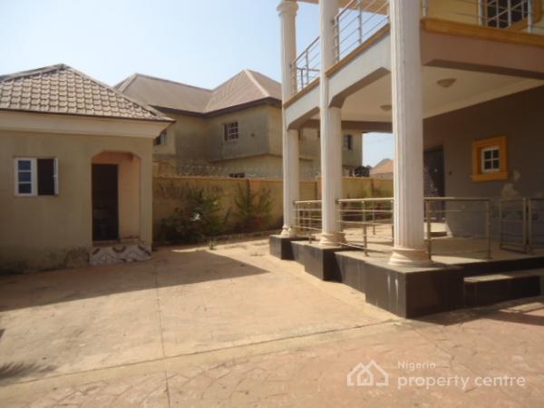 4 Bedroom Detach Duplex, Lokogoma District, Abuja, Detached Duplex for Sale