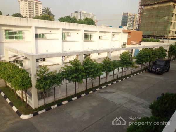 Luxury 4 Units of 4 Bedroom Terraces with Bq, Glover Road, Old Ikoyi, Ikoyi, Lagos, Terraced Duplex for Rent