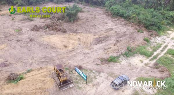 Dry Land in a Solar Powered Estate with Government Approved Excision, About 5minutes From Lekki-epe Expressway, Eleranigbe, Ibeju Lekki, Lagos, Mixed-use Land for Sale