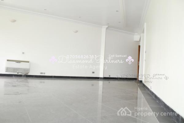3 Bedroom Serviced + Bq Flat, Oniru, Victoria Island (vi), Lagos, Flat for Rent