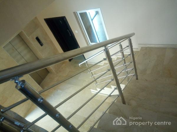 4-unit Luxury 2-bedroom Flat with Excellent Finishing @ 5million Asking, Off Ligali Ayorinde Street, Victoria Island (vi), Lagos, Flat for Rent