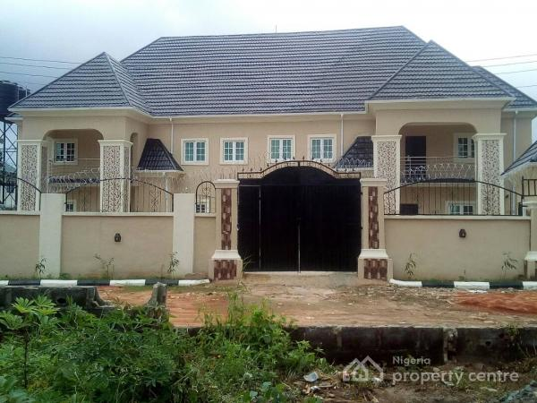 Luxury 5 Bedroom Semi Detached Duplex  C Of O  Direct To The Owner