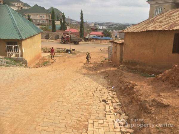 1300 Square Metres of Land with C of O (partially Encroached), Opposite Nuc Quarters, Guzape District, Abuja, Residential Land for Sale