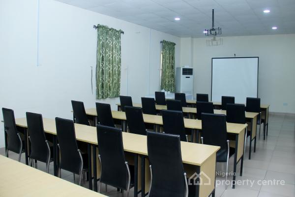 Training, Meeting, Seminar and Workshop Rental Facility, 5, Dreamworld Africana Road, After Orchid Hotel, Off Lekki-epe Expressway, Eleganza Bus-stop, Ajah, Lagos, Office Space Short Let