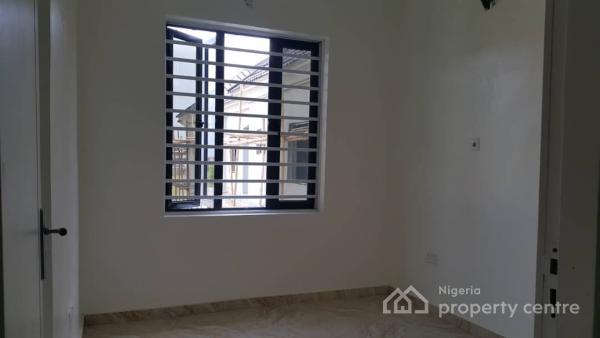 Brand New Three Bedroom Terrace Duplex with 24 Hours Power, Lafiaji, Lekki, Lagos, Terraced Duplex for Rent
