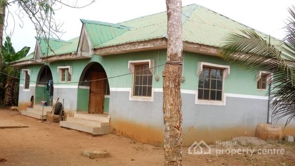 a Well Built 2 Bedroom Semi-detached House Sitting on 334.5sqm Land, Badagry, Lagos, Semi-detached Bungalow for Sale