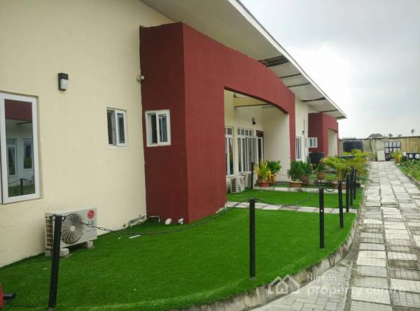 Luxury Service 2 Bedroom in a Gated Estate, Southpointe Estate, Orchid Road, Before Vgc, Ikota Villa Estate, Lekki, Lagos, Detached Bungalow for Sale