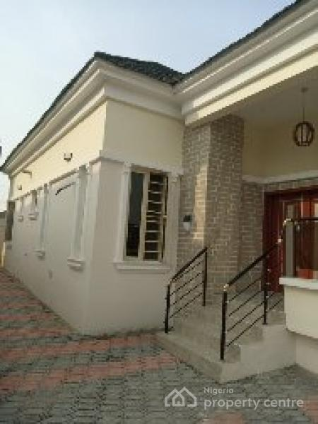 Newly Built 3 Bedroom Detached Bungalow with a Room Bq, Devine Home Estate, Thomas Estate, Ajah, Lagos, House for Sale