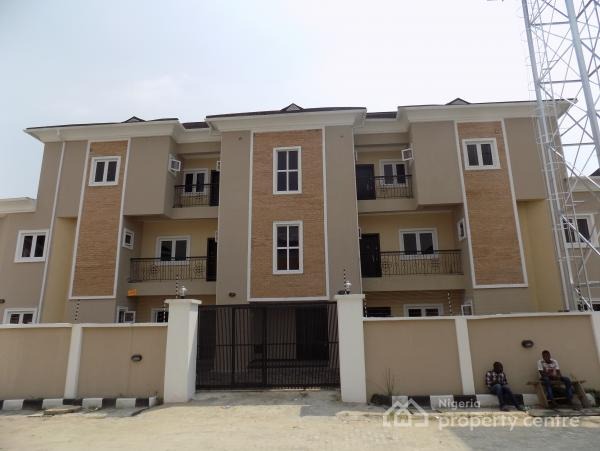 Magnificent 3 and 2 Bedroom Block of Flat, Osapa, Lekki, Lagos, Block of Flats for Sale