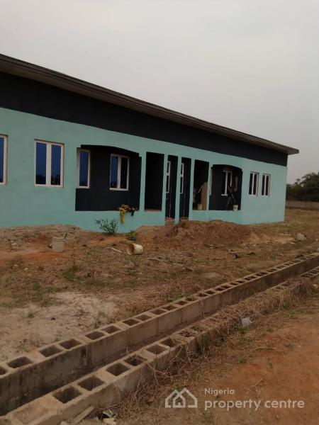 Luxury 3 Bedroom Bungalows with C of O, Magboro, Ogun, Block of Flats for Sale