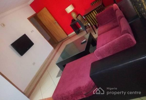 2 Bedroom Luxury Service, Off Jabriel Aminu Street, Parkview, Ikoyi, Lagos, Flat for Rent