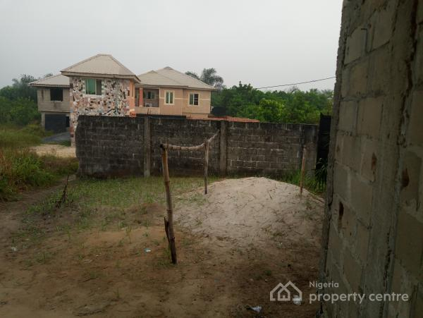 Standard 5 Bedroom Bungalow, Well Structured, Eputu, Ibeju Lekki, Lagos, Detached Bungalow for Sale