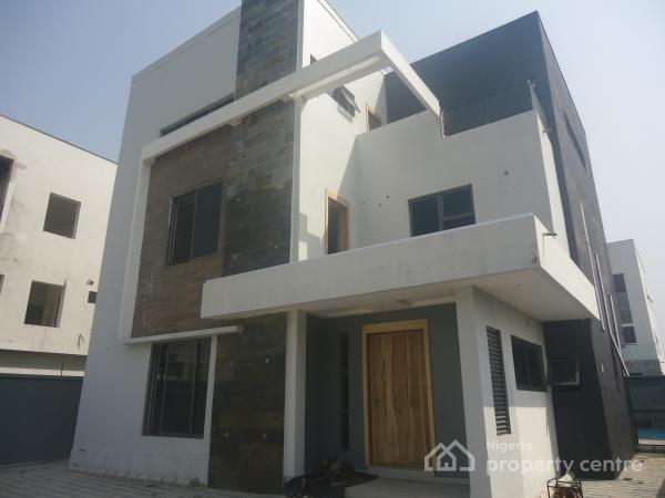 Luxury 5 Bedroom Detached Duplex with Excellent Facilities, Ikoyi, Lagos, Detached Duplex for Sale
