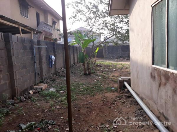 Decent Solid Twin Bungalow of 2 Bedroom and a Mini Flat, Ajiboga Cls, Adexson, Lasu, Iba Rd, Akesan, Alimosho, Lagos, Detached Bungalow for Sale