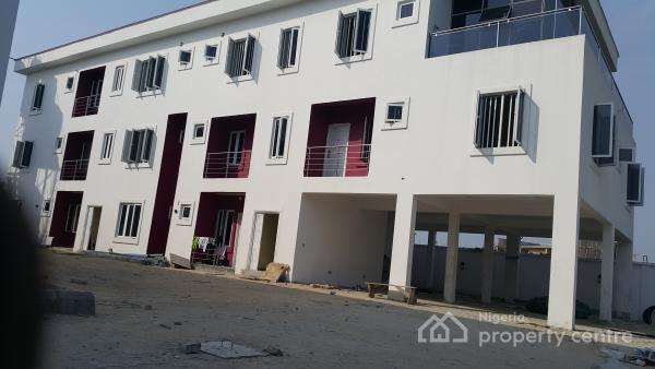 Brand New Serviced 2-bedroom Flat, Lafiaji, Lekki, Lagos, Flat for Sale
