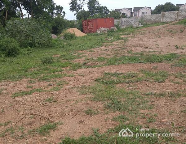 1200sqm Residential Plot, Behind Apo Legislative Back Gate, Apo, Abuja, Residential Land for Sale