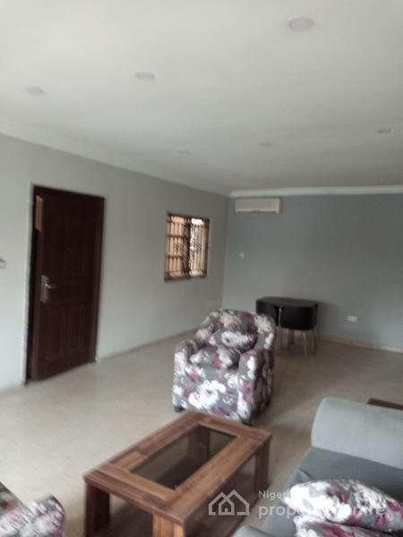 a Serviced Three 3 Bedroom  with Bq at Abacha Estate Ikoyi Lagos Renr:#3.5m. Sc: #1.5m Call 08022014906 Or 08142691324, Off Chris Alli,  Abacha Estate, Osborne, Ikoyi, Lagos, Flat for Rent
