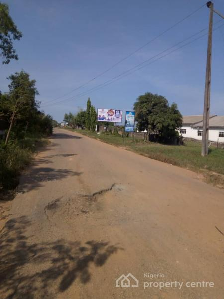 13 Acres, Along New Ogbomosho/oyo Express Road, Ogbomosho North, Oyo, Commercial Land for Sale