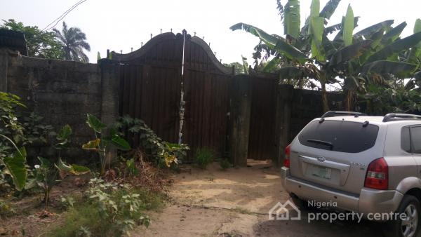 for Sale: 2plots of Land with Deed @choba Uniport, Port Harcourt, Choba Umuoko  Beside University of Port Harcourt Roberts Court  By Health Center, Choba, Port Harcourt, Rivers, Mixed-use Land for Sale