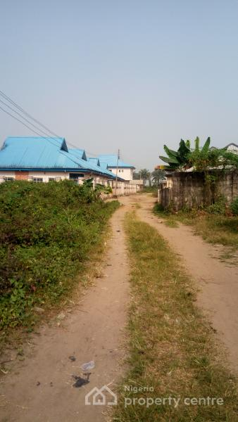 2 Plots of Land with Deed, Choba Umuoko Beside University of Phc Roberts Court  By Health Center, Choba, Port Harcourt, Rivers, Mixed-use Land for Sale