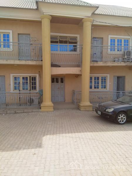 Standard 2 Bedroom Flat, Kubwe Arab Road, Kubwa, Abuja, Mini Flat for Rent