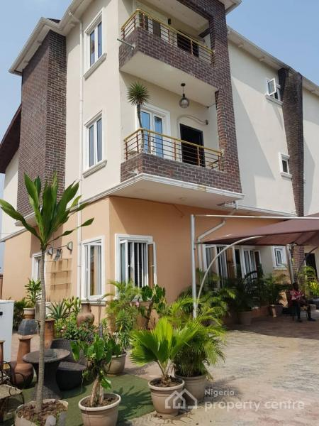 Luxury 4 Bedroom Terrace, Bliss Maxx Court, Lekki Phase 1, Lekki, Lagos, Terraced Duplex for Rent