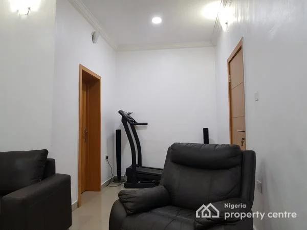 Beautifully Furnished 1 Bedroom Mini Flat, Ikota Villa Estate, Lekki, Lagos, Flat Short Let