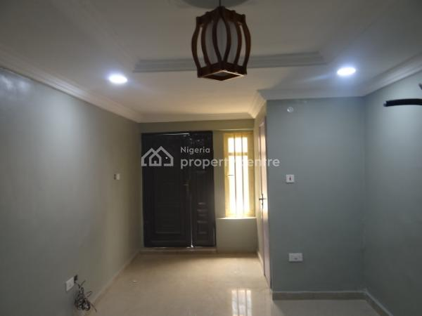 Best Deal!!!newly Completed 3 Bedroom Duplex + 1 Selfcon Bq Letting in Yaba @ Promo Rate of 1.5 Million Naira P.a X 2 Years Only, Off Iwaya Road, Onike, Yaba, Lagos, Terraced Duplex for Rent