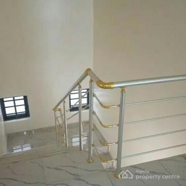 Newly Built 3 Bedroom Semi Detached Duplex with Bqbq, Lekki Conservation Center, Chevy View Estate, Lekki, Lagos, Semi-detached Duplex for Rent