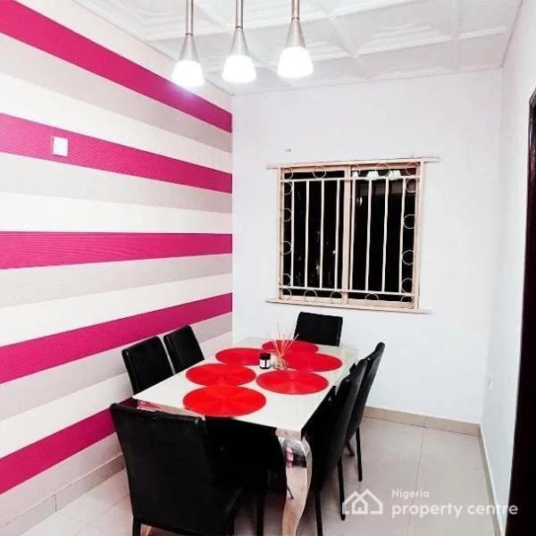 Shared Hostel/travelers Lodge, Royalty Road, Off Mega Chicken, Ikota Villa Estate, Lekki, Lagos, Terraced Bungalow Short Let