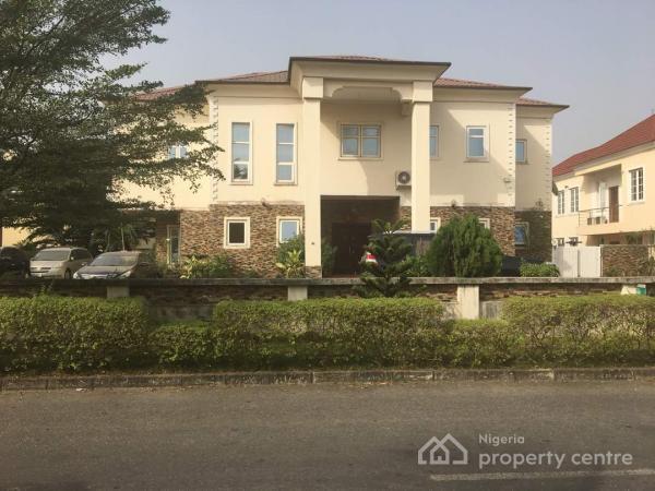 5 Bedroom Fully Detached Duplex, Carlton Gate Estate, Lekki Expressway, Lekki, Lagos, Detached Duplex for Sale
