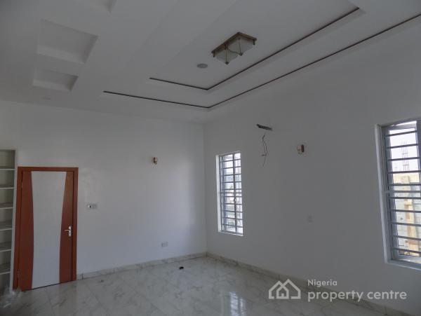 Sparkling 4 Bedroom Luxury Semi Detached Duplex, Idado, Lekki, Lagos, Semi-detached Duplex for Sale
