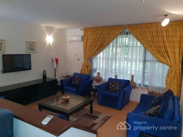 Luxury Furnished 3 Bedroom Apartment, Adeola Odeku, Victoria Island (vi), Lagos, Flat for Rent