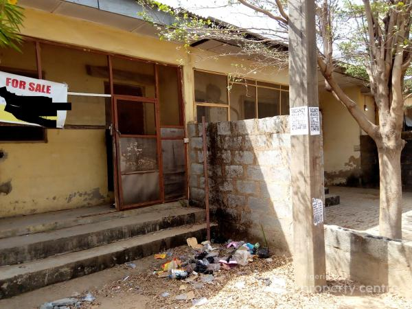 2 Bedroom Flat, Middle House, Fha, Kubwa, Abuja, Detached Bungalow for Sale
