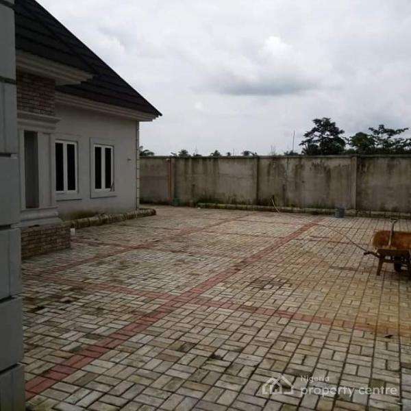 Luxury Newly Built 4 Bedroom Bungalow, Newly Built Elegant Detached  4 Bedroom Bungalow,    Sitting on One and Quarter  Plots of Land,  Title: Deed of Conveyance in a Secured Neighborhood, Rumuosi, Port Harcourt, Rivers, Semi-detached Bungalow for Sale